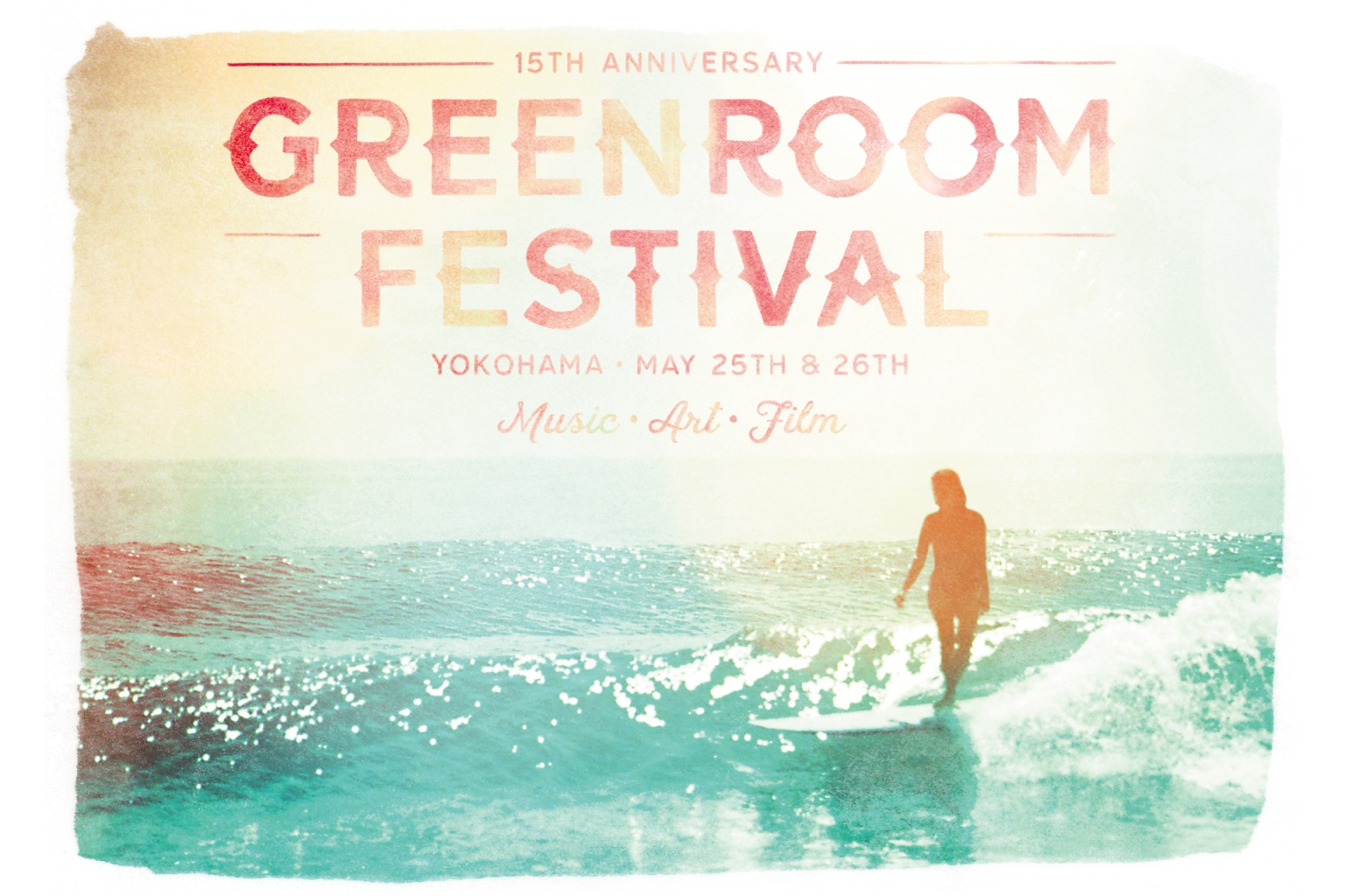 GREENROOM FESTIVAL '19