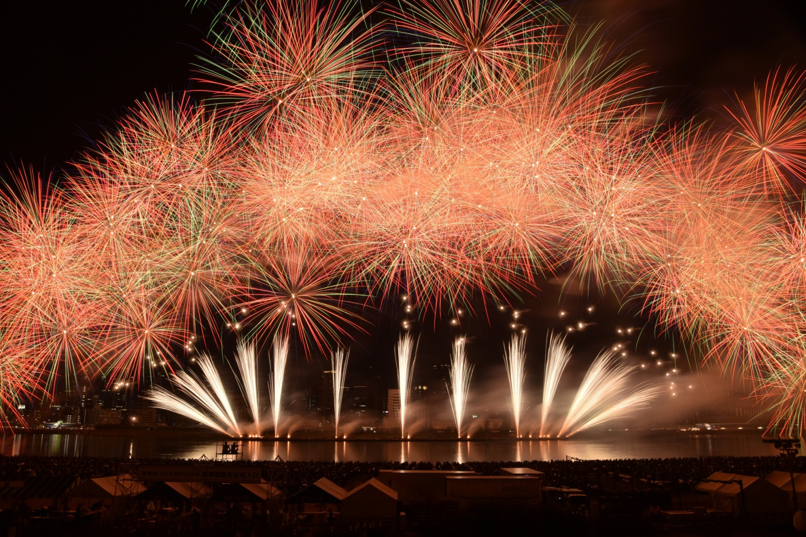 31st Naniwa Yodogawa Fireworks Festival