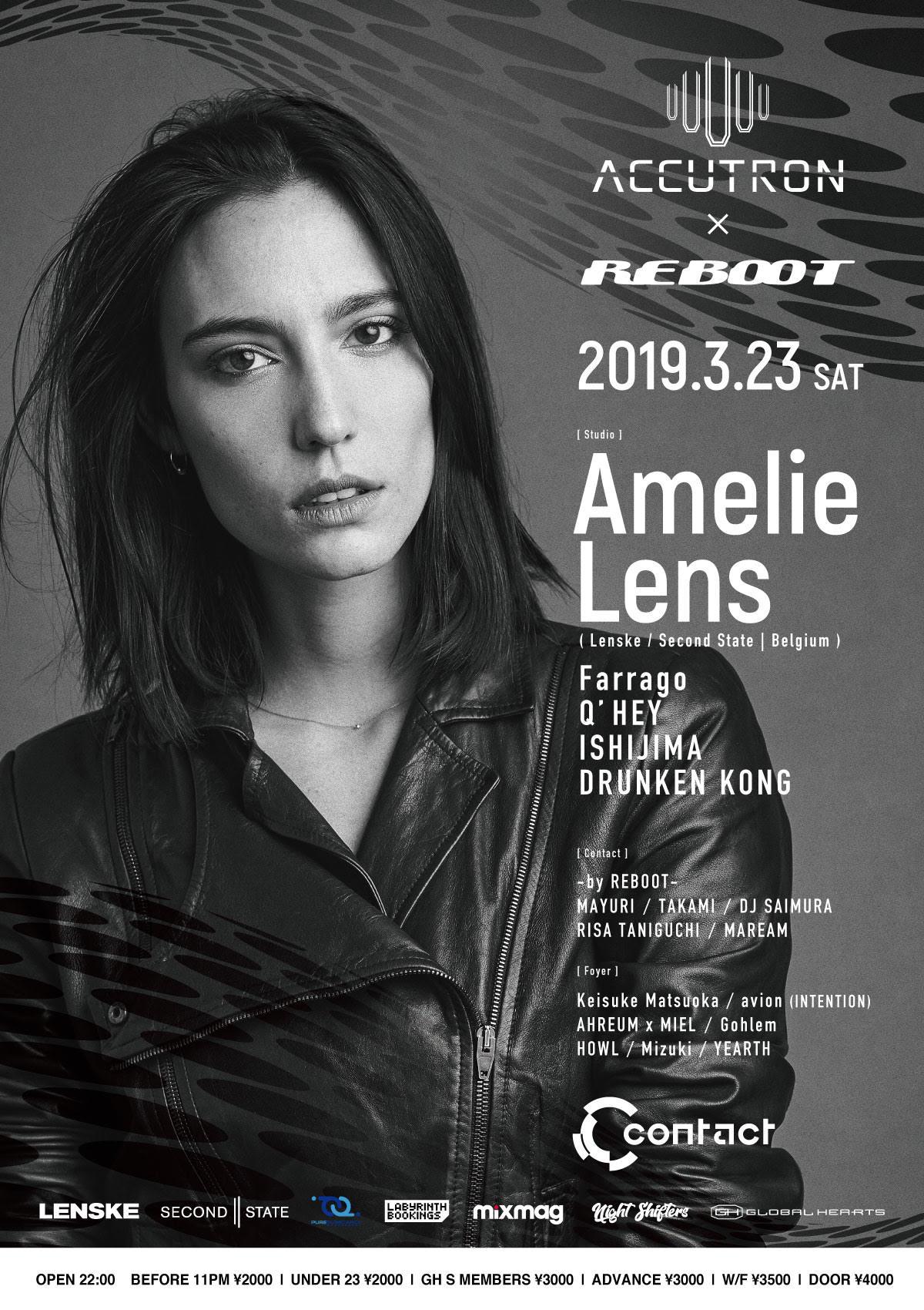 ACCUTRON 08 × REBOOT