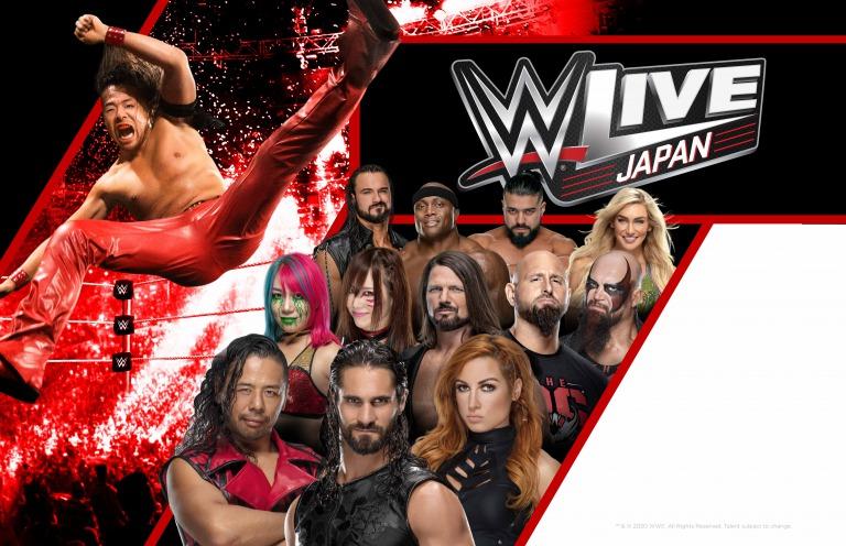 WWE Live Japan